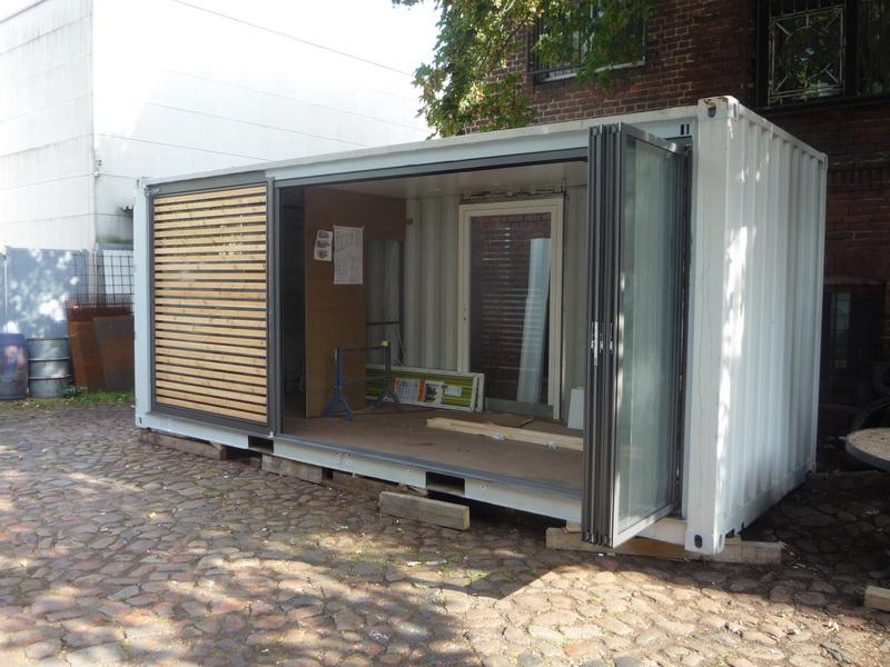 20ft Imnu Containerhaus Mobilheim Mobilhaus